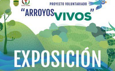 "EXPOSICIÓN ""ARROYOS VIVOS"""