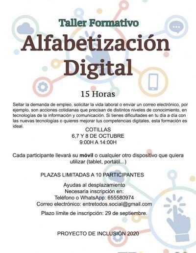 ALFABETIZACIÓN DIGITAL COTILLAS WEB