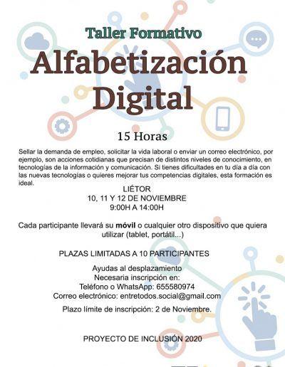 ALFABETIZACIÓN DIGITAL LIÉTOR WEB