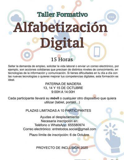 ALFABETIZACIÓN DIGITAL PATERNA WEB