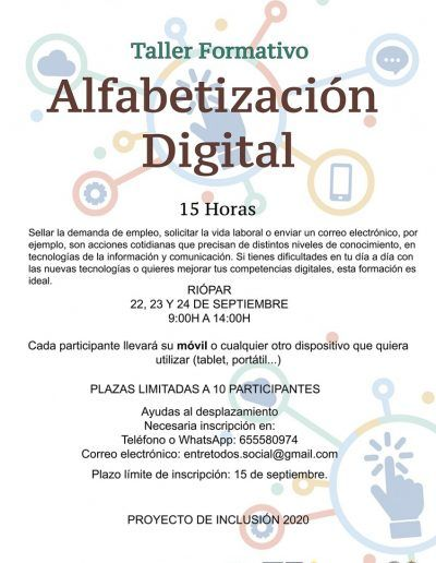 ALFABETIZACIÓN DIGITAL RIOPAR WEB