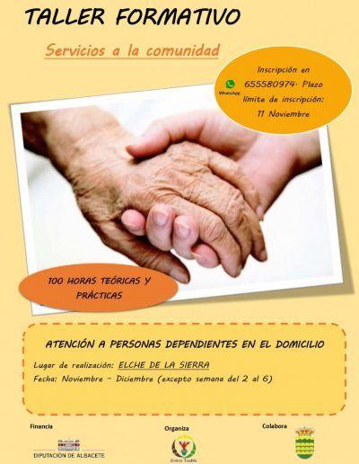SERVICIOS A LA COMUNIDAD ELCHE