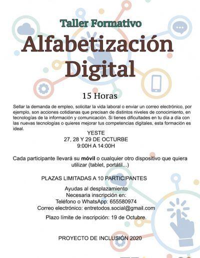 ALFABETIZACIÓN DIGITAL YESTE WEB