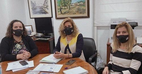 """El Gobierno de Castilla-La Mancha y la Asociación """"Entre Todos"""" colaboran en la integración sociolaboral en la Sierra del Segura"""