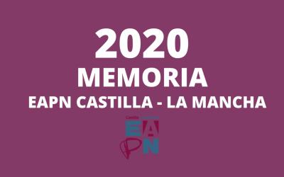 MEMORIA 2020 EAPN
