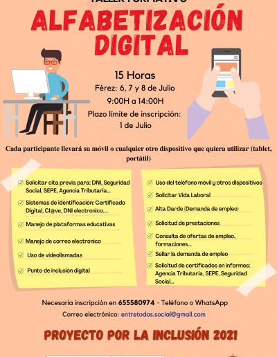 Férez Alfabetización Digital