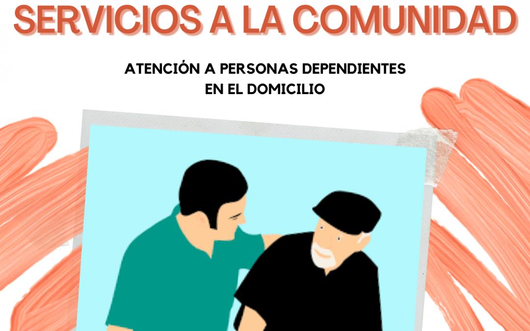 """TALLER FORMATIVO """"SERVICIOS A LA COMUNIDAD"""" EN AYNA"""