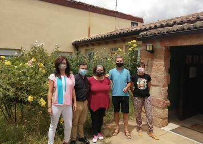 Visita Fundación Oxígeno 2