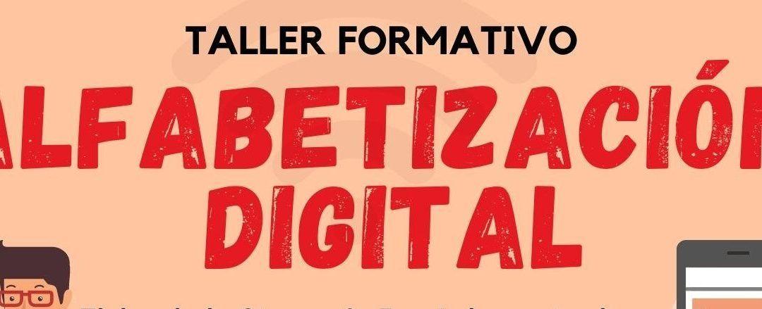 TALLERES FORMATIVOS DE «ALFABETIZACIÓN DIGITAL» EN BOGARRA Y NERPIO
